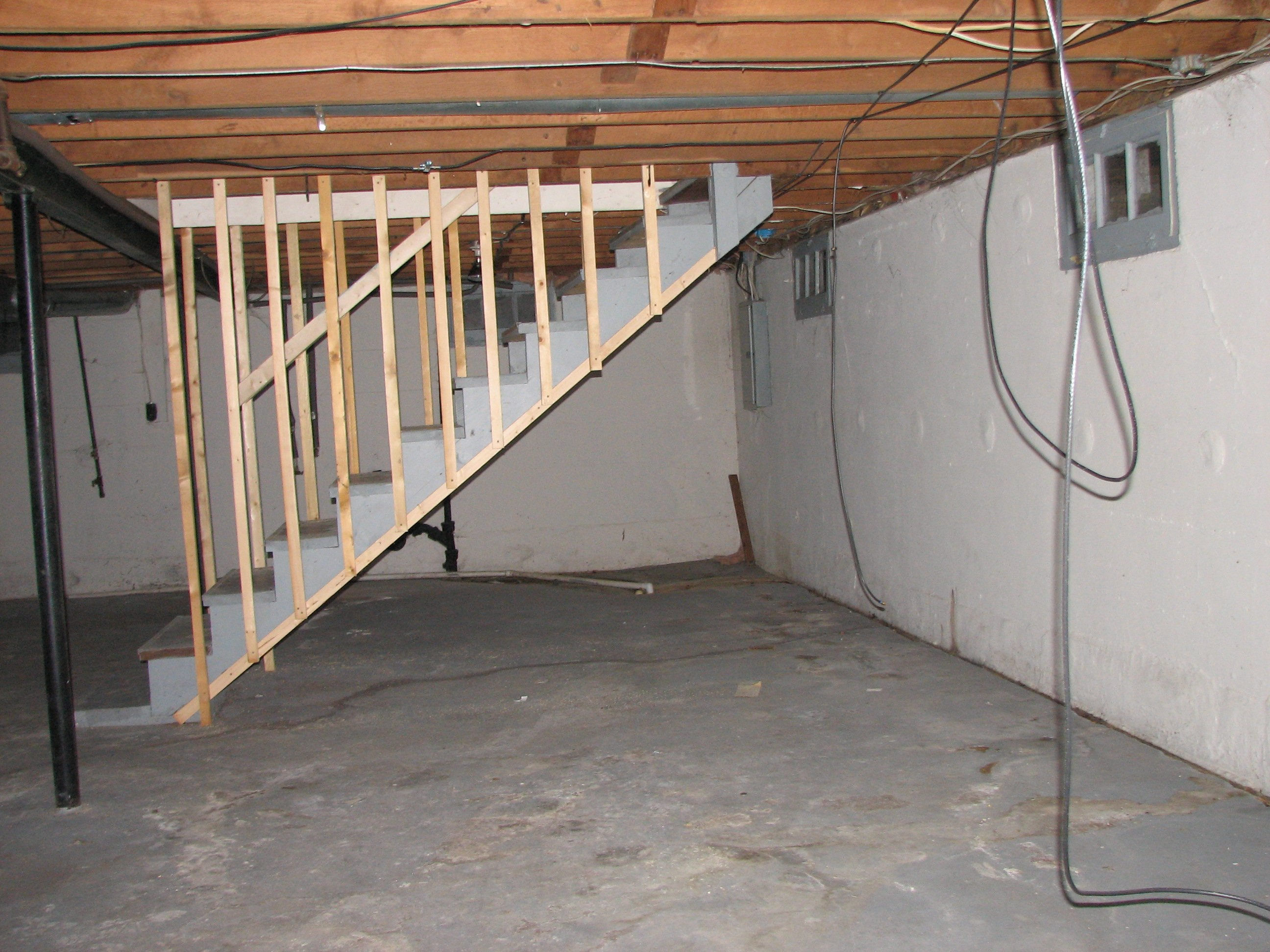 Finishing Basements Hosted By Attorney