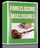 Foreclosure Disclosures