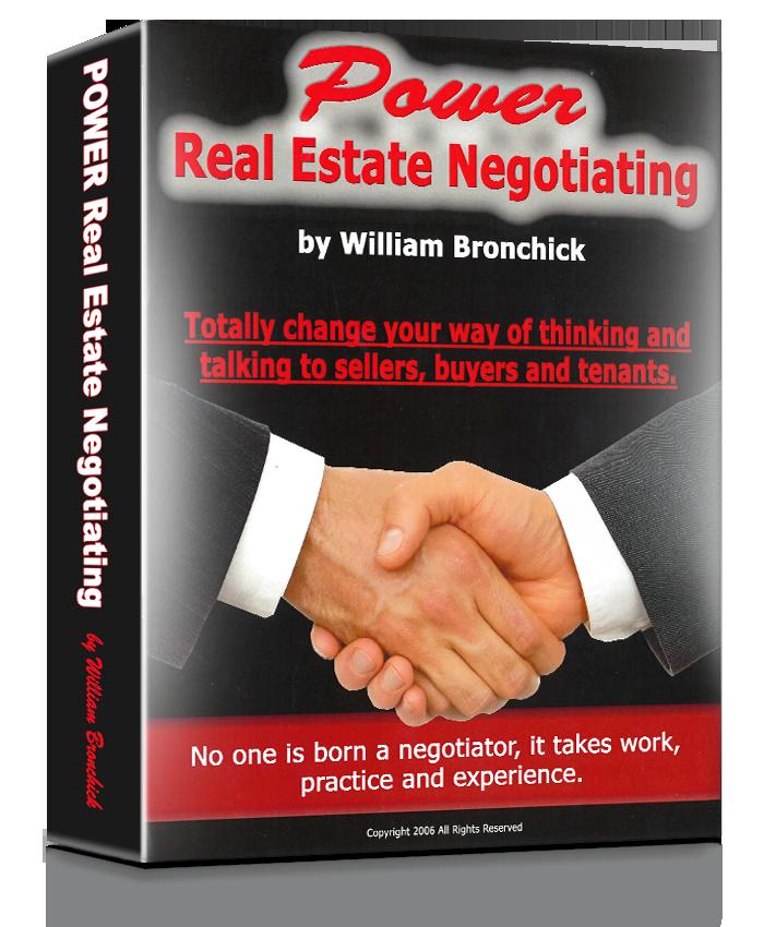Real Estate Negotiating